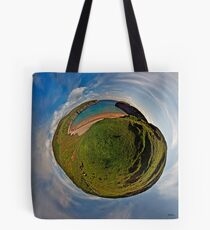 Silver Strand Beach, Malin Beg, South Donegal Tote Bag