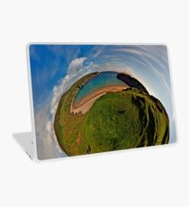 Silver Strand Beach, Malin Beg, South Donegal Laptop Skin