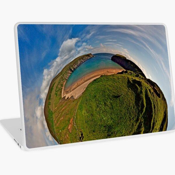 Silver Strand Beach, Malin Beg, South Donegal Laptop Skin