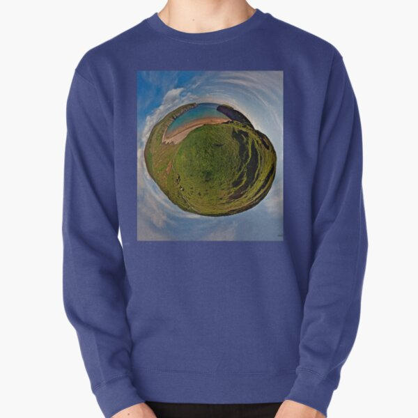 Silver Strand Beach, Malin Beg, South Donegal Pullover Sweatshirt