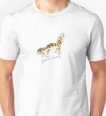 Satanic screeching gecko  Unisex T-Shirt