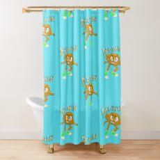 Darwin Watterson Shower Curtain