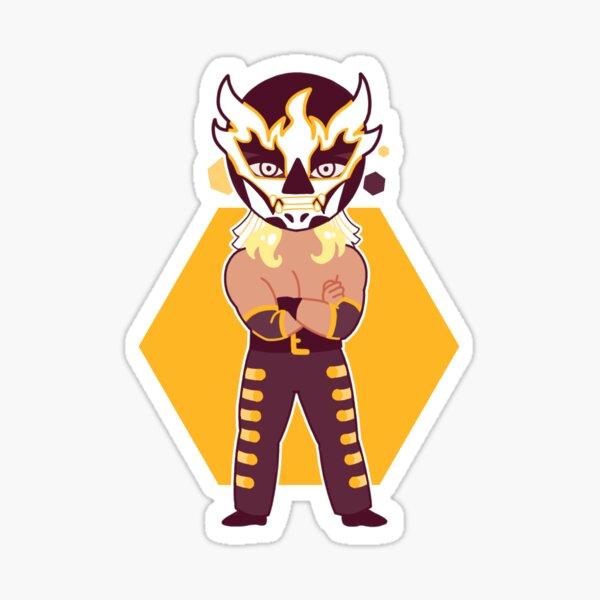 NJPW SUZUKI-GUN El Desperado Sticker