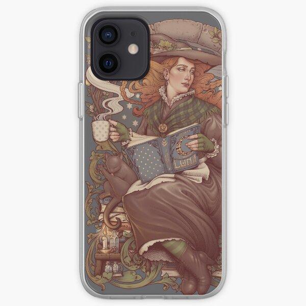 NOUVEAU FOLK WITCH iPhone Soft Case
