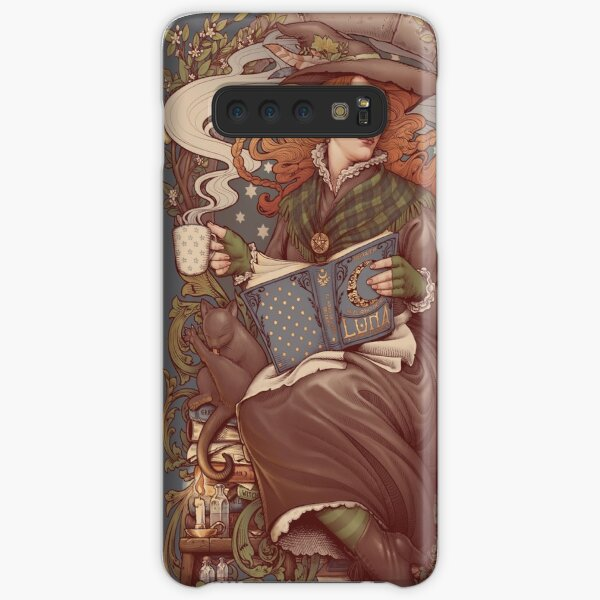 NOUVEAU FOLK WITCH Samsung Galaxy Snap Case