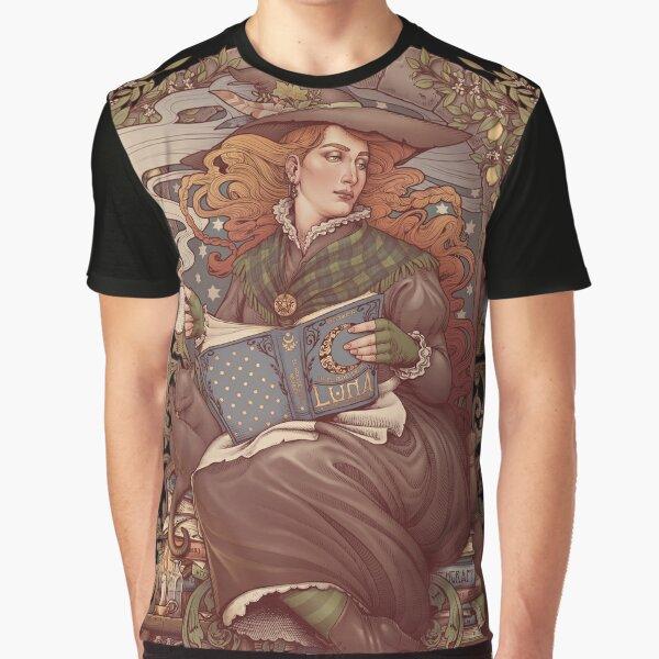 NOUVEAU FOLK WITCH Graphic T-Shirt