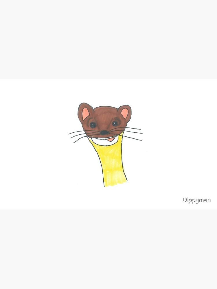 Dippy Weasel by Dippyman