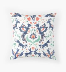 Nature in balance Throw Pillow
