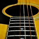 Acoustic Guitar - II by Corkle