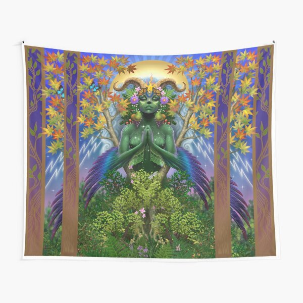 Holy Gaia Tapestry