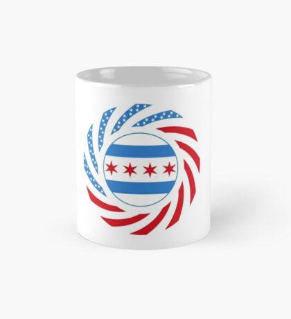 Chicago Murican Patriot Flag Series Mug