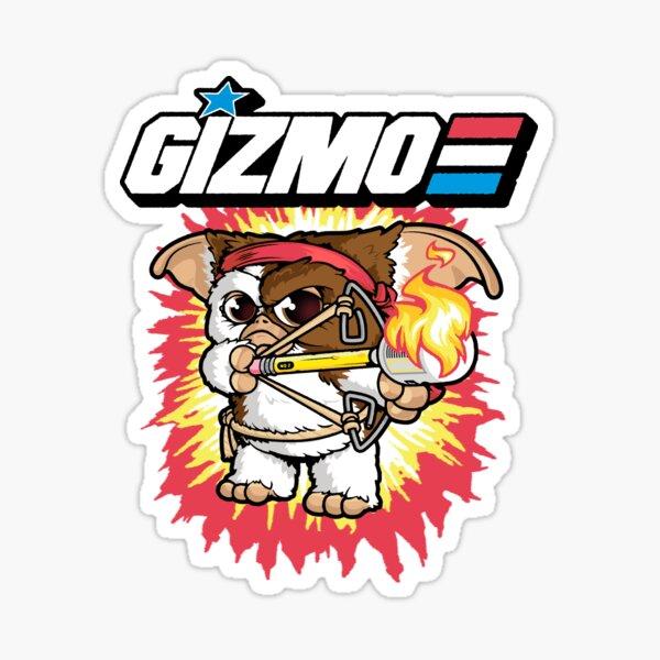 G.I.Zmo Sticker