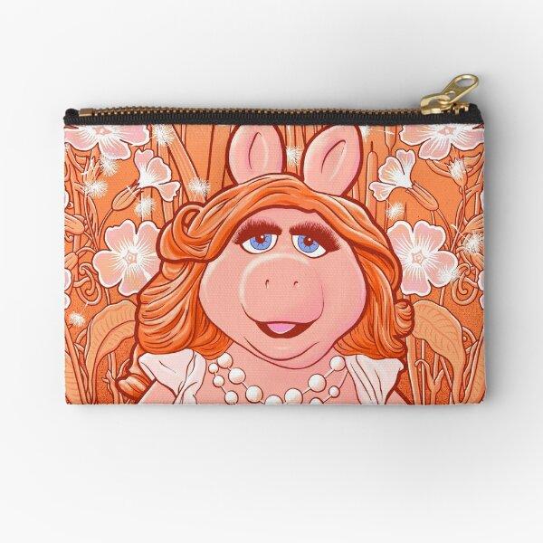 La Miss Piggy 2.0 Zipper Pouch