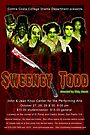 SWEENEY TODD poster by Patricia Anne McCarty-Tamayo