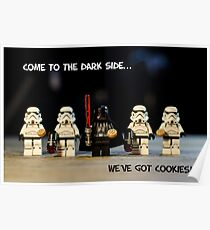 Dark Side Cookies Poster