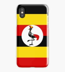 UGANDA iPhone Case/Skin