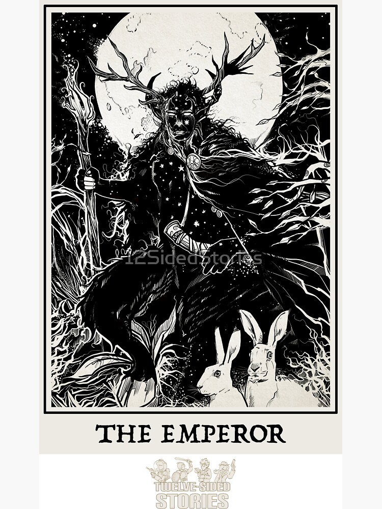 The Emperor by 12SidedStories