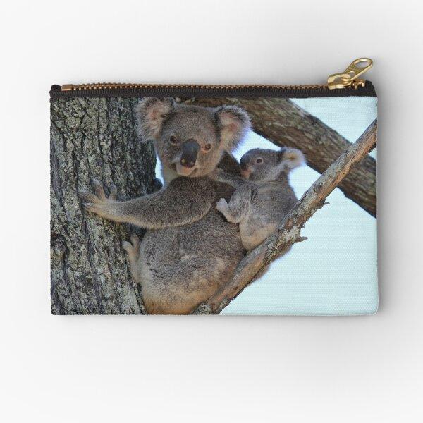 Baby Koala Bear Zipper Pouch