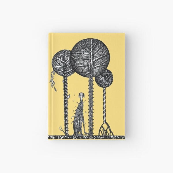 Tall things Hardcover Journal