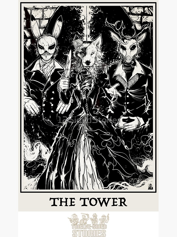 The Tower by 12SidedStories