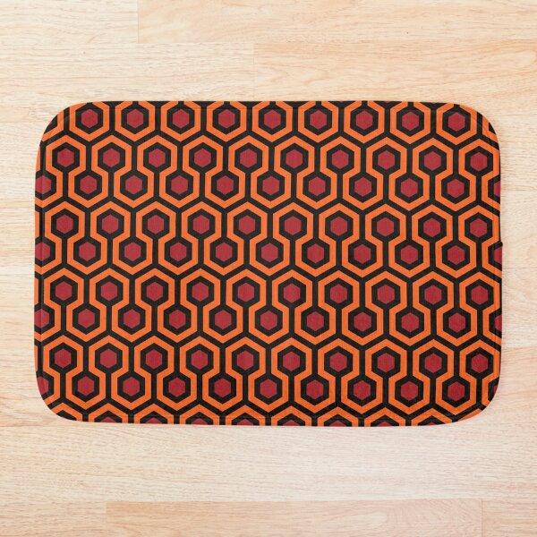 The Shining - Overlook Hotel Carpet pattern Bath Mat