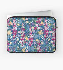 Pretty Cottage Garden Laptop Sleeve