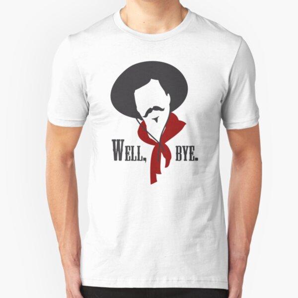 Tombstone: Curly Bill Slim Fit T-Shirt