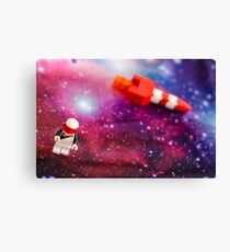 Space Oddity Canvas Print