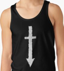 The Pretty Reckless - Cross Tank Top