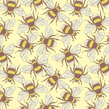 Bees! by goodsenseshirts