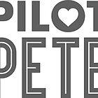 «Piloto pete» de Lindsey Morrison