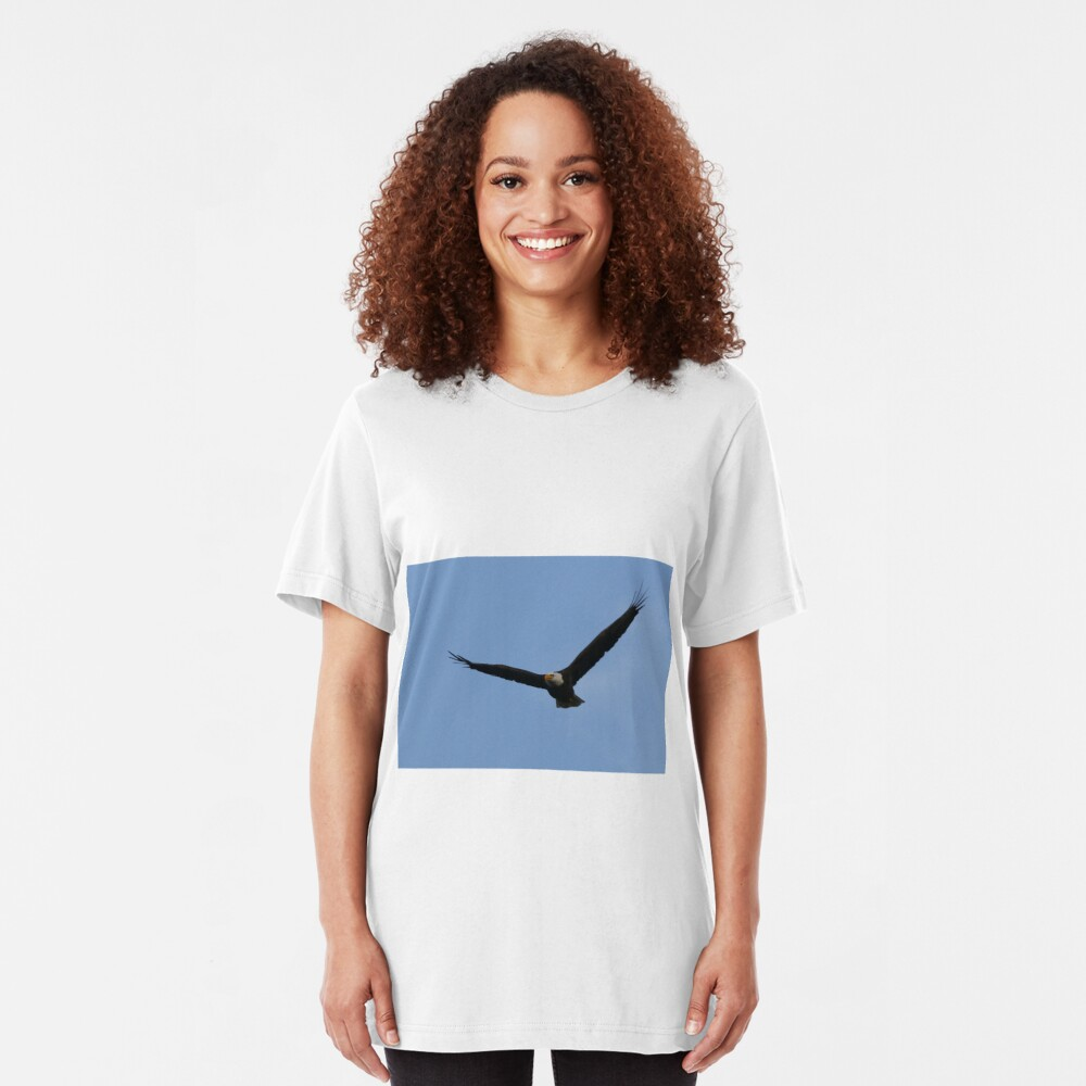 The Eyes of the Eagle Slim Fit T-Shirt