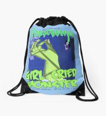 Goosebumps: The Girl Who Cried Monster Drawstring Bag