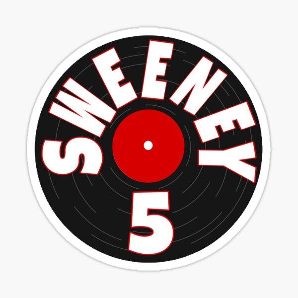 Sweeney 5  Sticker