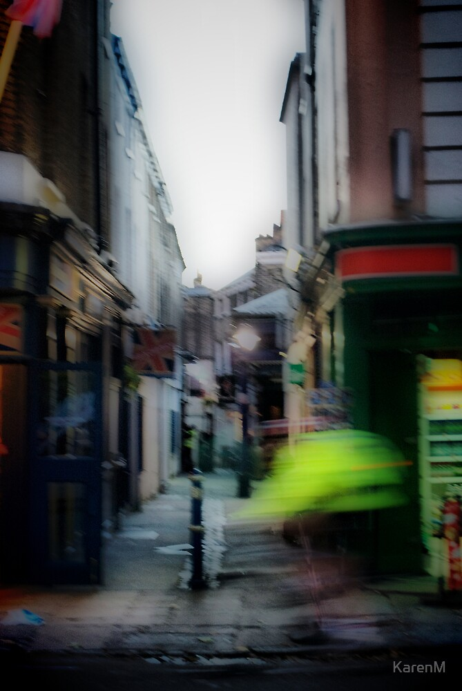 Green Ghost of Greenwich by KarenM
