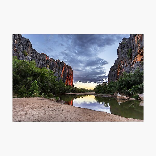 Creative Collection - Windjana Gorge Photographic Print