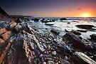 Hallett Cove Rocks by KathyT