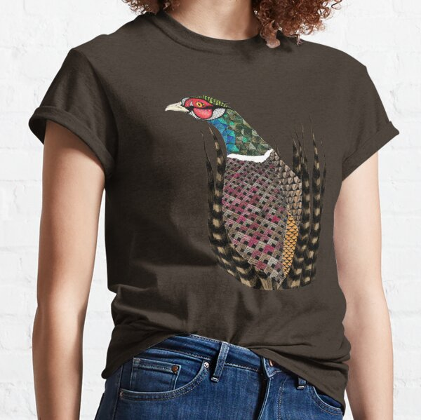 Pheasant Totem Classic T-Shirt
