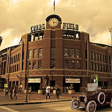 Old Time Coors Field Look by JudsonJoyce