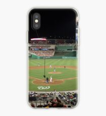 Washington Nationals Baseball Ballpark iPhone Case