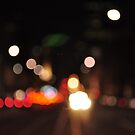 la trobe street | melbourne by Anthony Hennessy