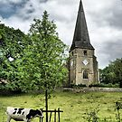 St Peters Church . by Lilian Marshall