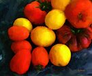 Tomatoes Matisse by RC deWinter