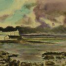 Storm approaching Portstewart, Northern Ireland by Gary Shaw