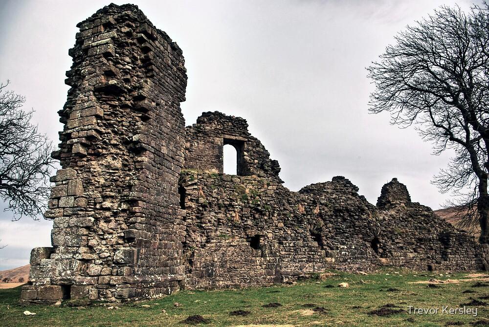 Pendragon Castle by Trevor Kersley