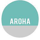 Aroha = Love by Pip Pottage