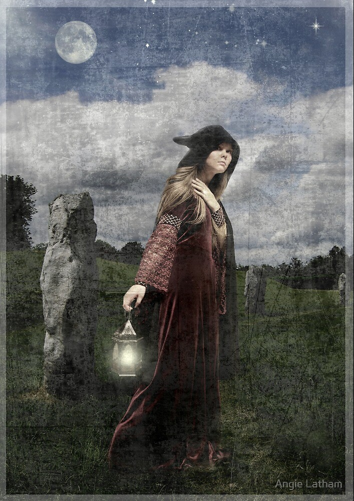 Hedgewitch by Angie Latham