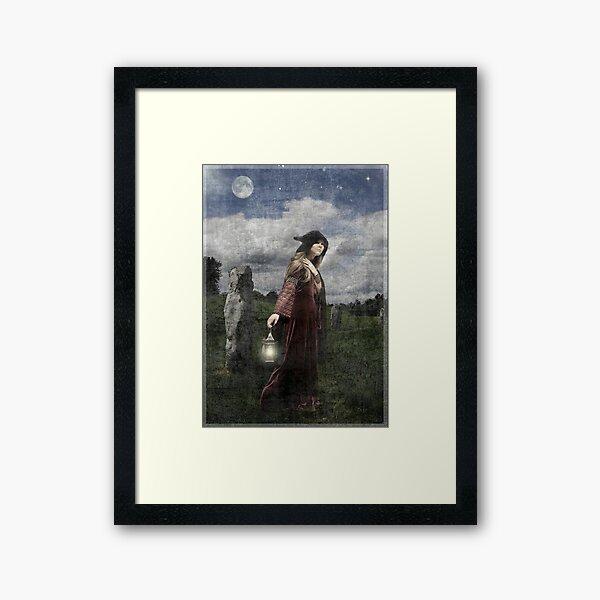 Hedgewitch Framed Art Print