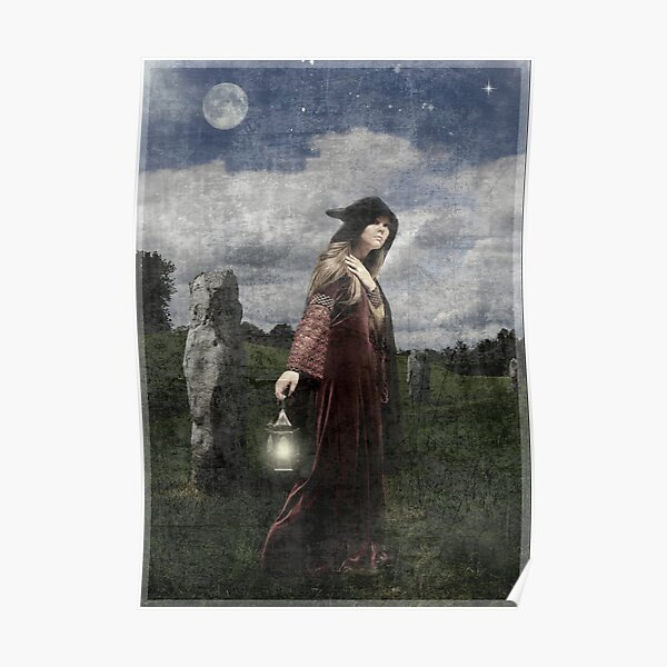 Hedgewitch Poster