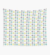 Two Tone Dots Wall Tapestry